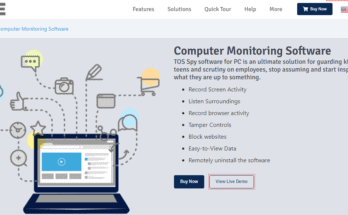 Computer Monitoring Software for Parents