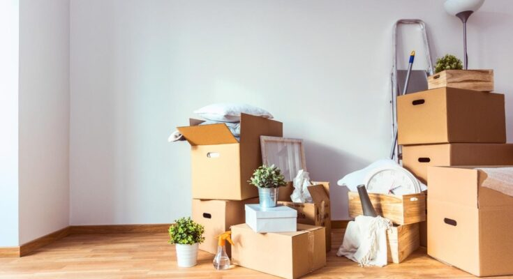 Moving to a New Home