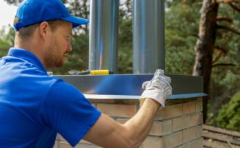 Chimney CAP Installation In Your Home