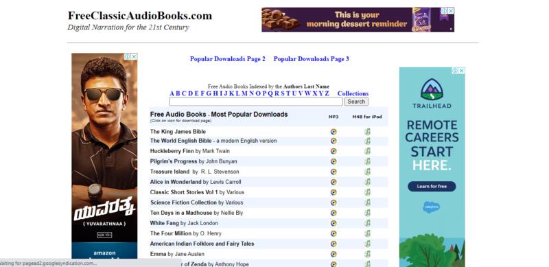 FreeClassicAudioBooks