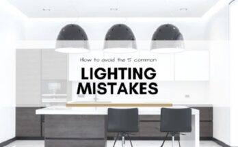 How to Avoid Lighting Mistakes